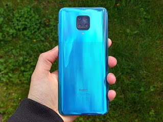 smartphone redmi note 9