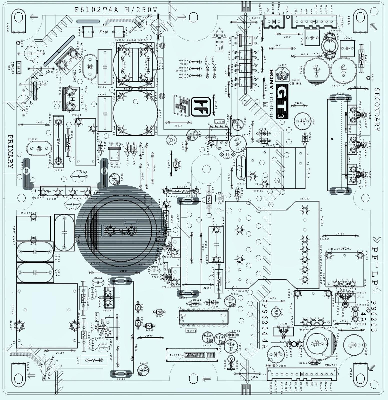 Electro Help  Sony Klv 32l500a