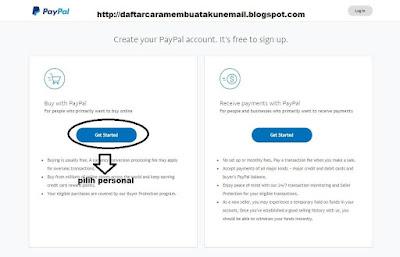 Cara Daftar Akun Paypal Gratis
