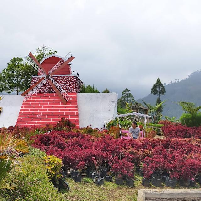 Spot Foto di Bukit Nirwana Malang