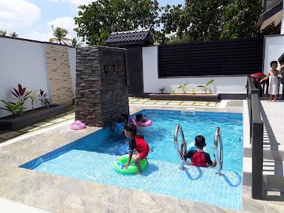Homestay di Pantai Penarik Terengganu : Allur Galley Suite
