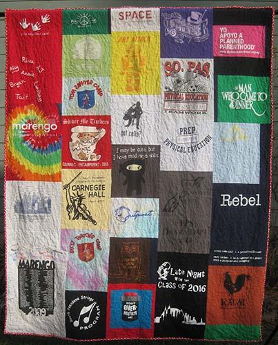Gefilte Quilt: New York Fabric Tee Shirt Quilt Back : t shirt quilt backing fabric - Adamdwight.com