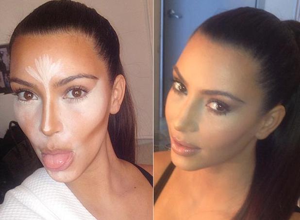contouring-kim-kardashian
