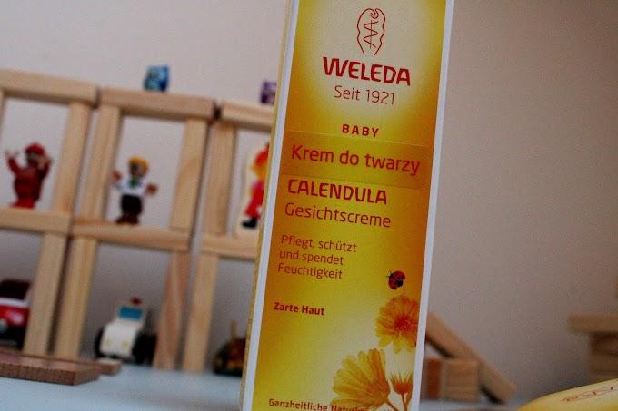 Weleda Baby Calendula, po raz pierwszy!