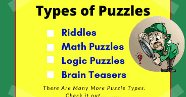Puzzle Types How To Solve Puzzle Questions