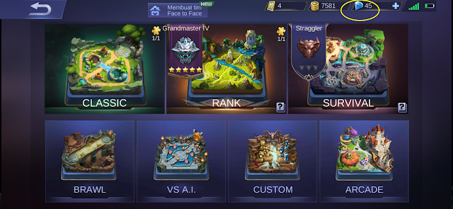 Voucher Game Gratis dari Aplikasi Dana