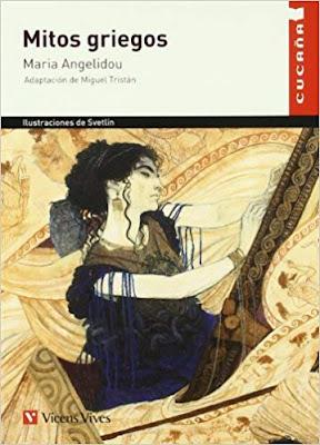 Vicens Vives Mitología, colección Cucaña