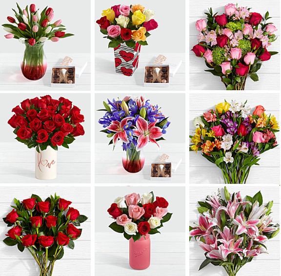 Catch A New Deal Every Day 20 Off Proflowers Valentine S
