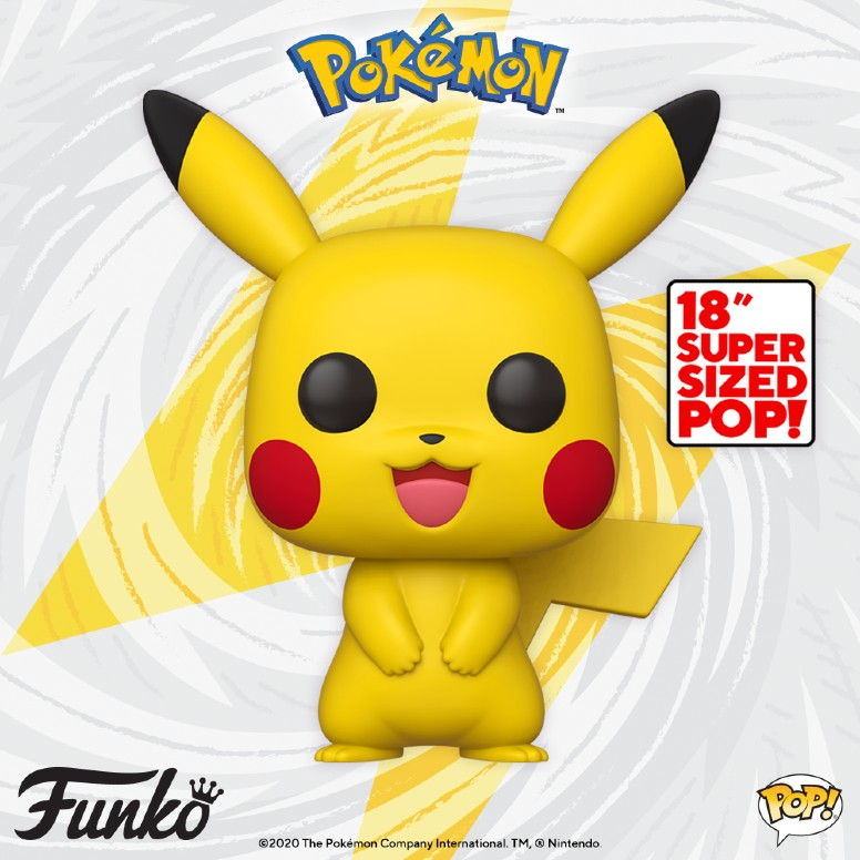 Funko Pikachu 18 inches