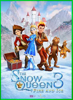 The Snow Queen 3 Fire and Ice (2016) | DVDRip Latino HD GDrive 1 Link