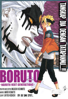 Update! Baca Manga Boruto Chapter 9 Full Sub Indo