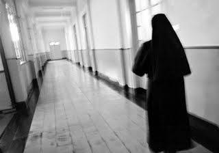 leyenda del fantasma de la monja terror
