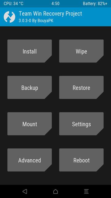 Menggunakan fastboot untuk memasang TWRP akan memiliki peluang keberhasilan lebih baik daripada anda menggunakan aplikasi untuk Root, seperti misalnya beberapa aplikasi yang banyak di temui di playstore.