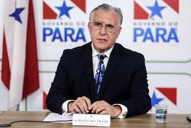 TJ quebra sigilo bancário do secretário da Saúde do Pará no caso das garrafas pet