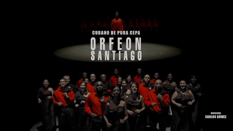 Orfeón Santiago - ¨Cubano de pura cepa¨ - Videoclip - Director: Carlos Gómez. Portal Del Vídeo Clip Cubano. Música de Cuba. Música Coral Cubana.