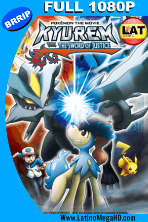 Pokemon 15: Kyurem vs. El Espadachin Mistico (2012) Latino Full HD 1080P ()