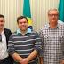Prefeito se reúne com representantes da Construtora e Incorporadora Camaro