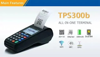 Printing recharge card with pos