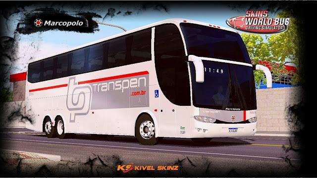 PARADISO G6 1550 LD - VIAÇÃO TRANSPEN