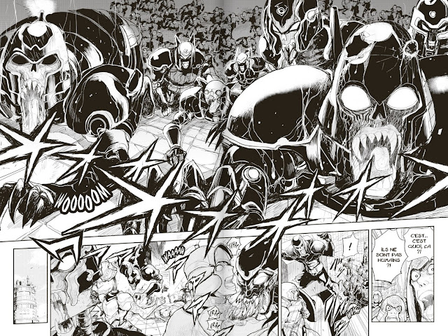 Critique Manga, Devil Devised Departure, Manga, Misen Tokugawa, Pika Édition,