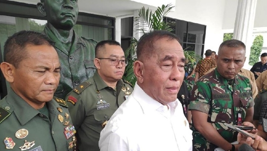 Menhan: ISIS Nimbrung di Rusuh Papua, Jadikan RI Musuh Bersama