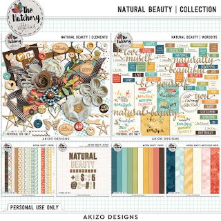 Natural Beauty  Collection by Akizo Designs