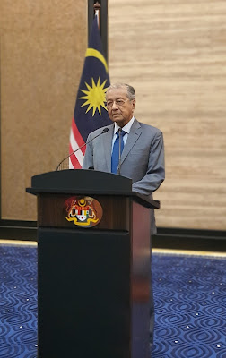 Istilah Perdana Menteri Interim Tidak ada Dalam Perlembagaan.