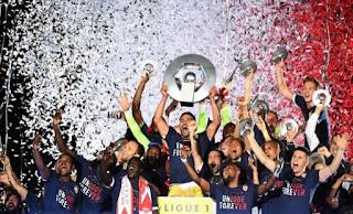 FÚTBOL - El Mónaco acaba con 17 años de sequía y se hace con la Ligue 1 2016/2017
