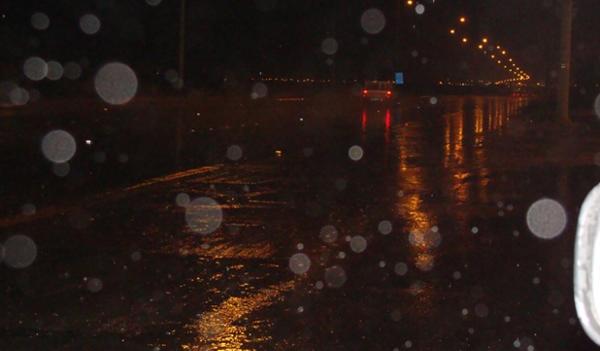 أمطار رعدية مرفوقة ببرد على هذه المناطق
