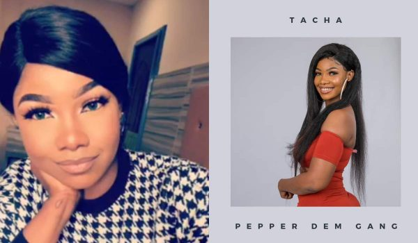 [VIDEO] #BBNaija: Tacha insults Frodd for wanting to share bathroom with her