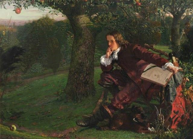 Newton's apple tree, nearly 400 years old, still bears fruit
