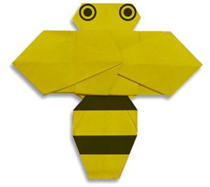 Bee | ORIGAMI | 269x301