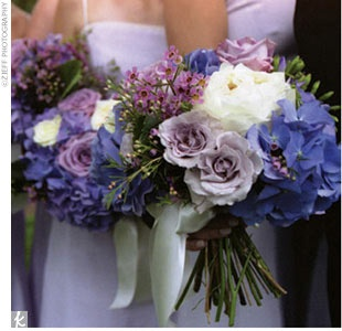 The Confetti Blog Purple Wedding Themes
