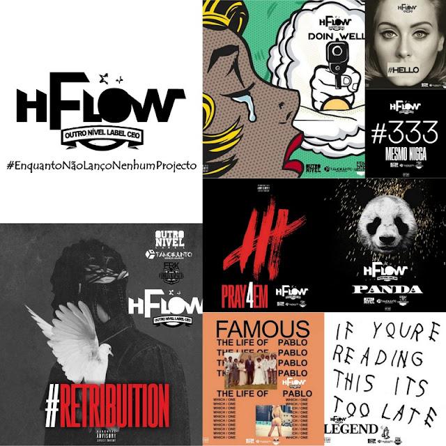 H Flow - #EnquantoNãoLançoNenhumProjecto