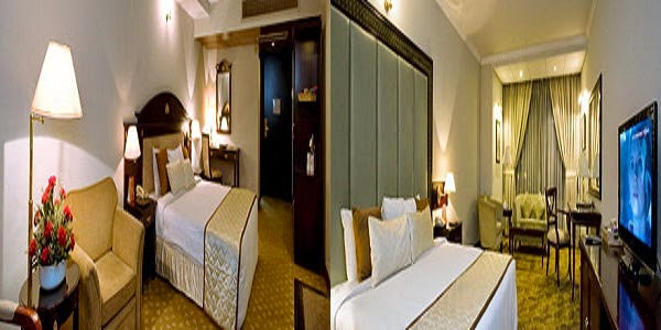 Room rates of Hotel Sarina in Dhaka