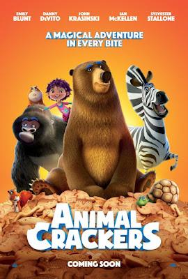 Animal Crackers [2018] [NTSC/DVDR- Custom HD] Ingles, Español Latino