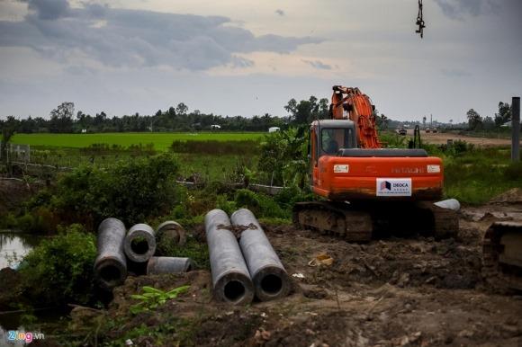 Cao tốc Trung Lương – Mỹ Thuận sau 10 năm khởi công 11