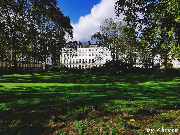 Fitzroy-Square-Londra