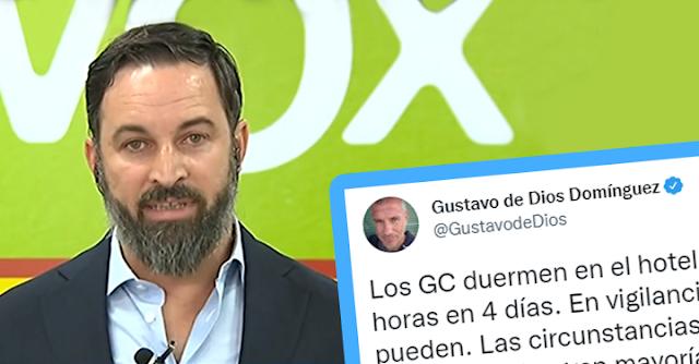 Gustavo de Dios /Santiago Abascal