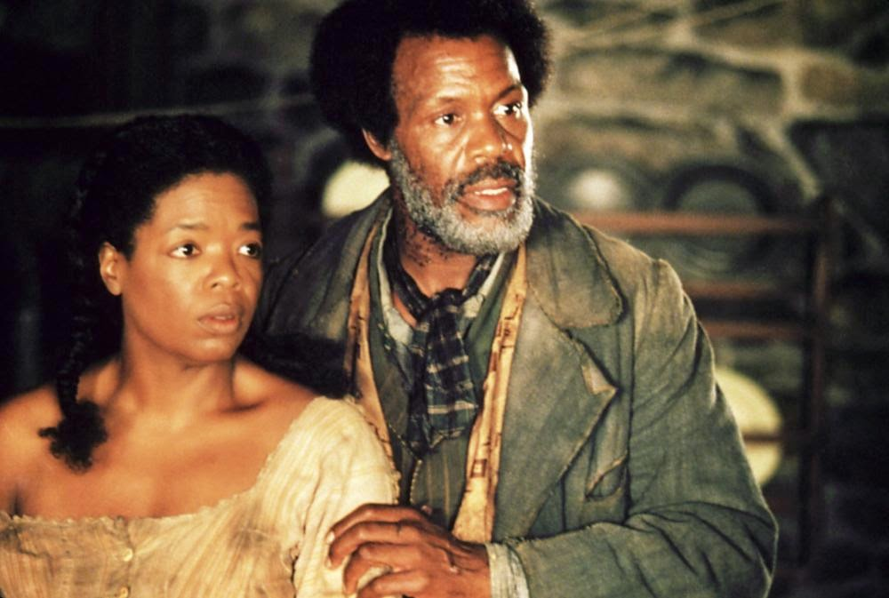 Beloved, Directed by Jonathan Demme, based on a book by Toni Morrison