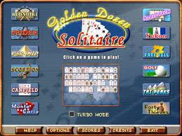 تحميل لعبة سوليتر مجانا download solitaire game