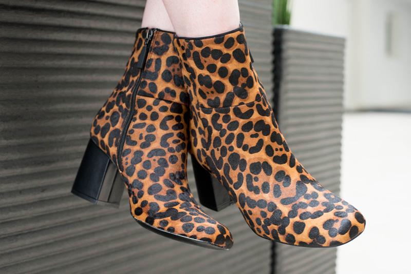 Next Leopard Print Boots