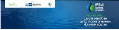 AHK RJ oferece aula inaugural na área de gestão de recursos hídricos