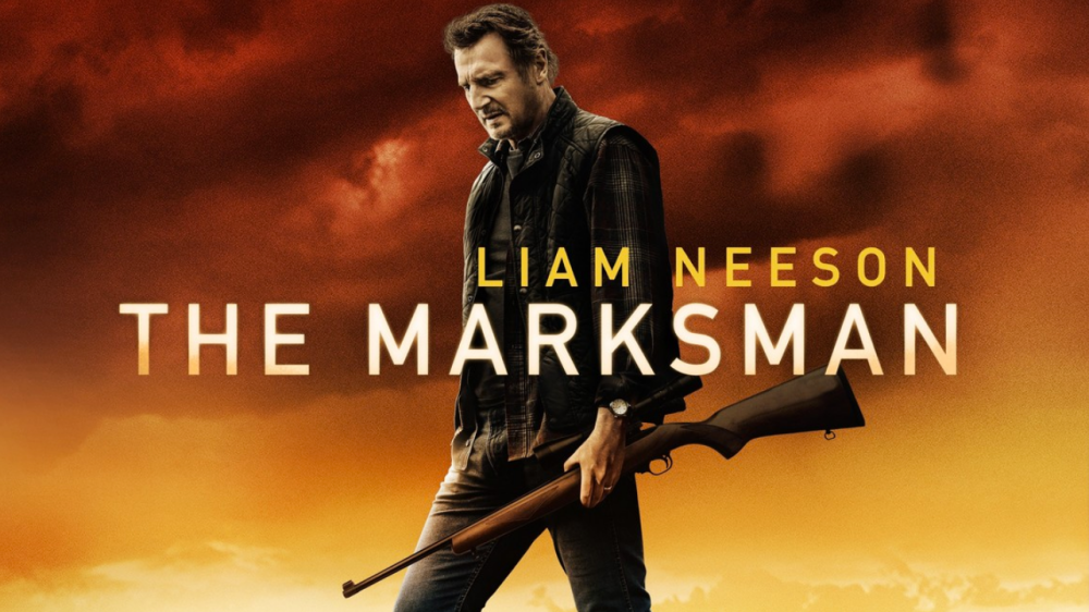 The Marksman, Crime , Action, Thriller, Family, Movie Review by Rawlins, Rawlins GLAM, Rawlins Lifestyle