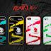 iPhone 4/ 4S Banshee / Unicorn Gundam Casing
