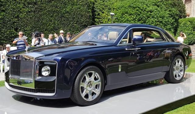 5 Mobil Termahal Dunia di Tahun 2020, Didominasi Bugatti Gan!