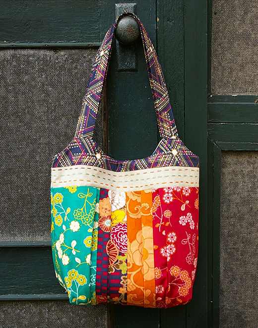 Indie Rich Bag Free Pattern