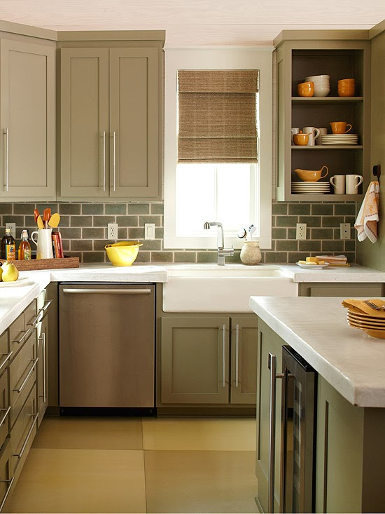 Tips On Making A Small Kitchen Look Bigger