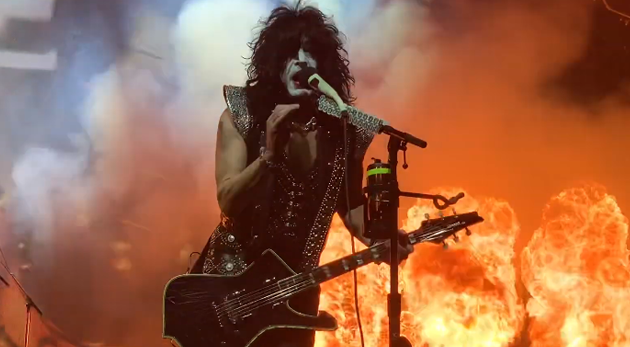 kiss end of the road 2019