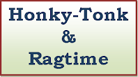 ragtime and Honky-tonk sign
